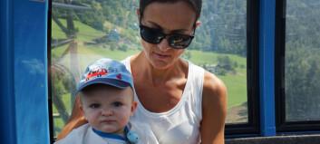 - Aldri mer Norwegian, sier Reidun og Olve etter seks dager på ferie med baby - men uten bagasje