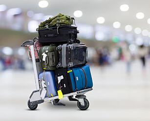 image: Dette er forbudt i flybagasjen