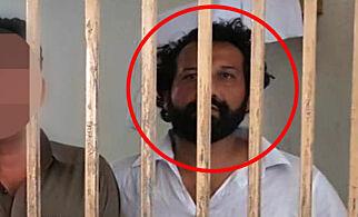 image: TV 2-journalist Kadafi Zaman arrestert i Pakistan