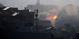 image: Hevder det er enighet om våpenhvile på Gazastripa