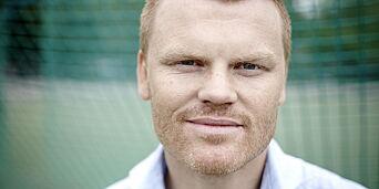 image: Alle skal med, til og med Morten P!