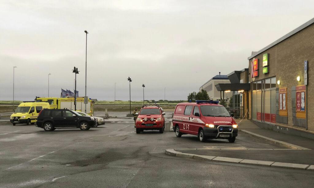 image: Siktede etter knivdrap i Vadsø hadde midlertidig opphold i Norge