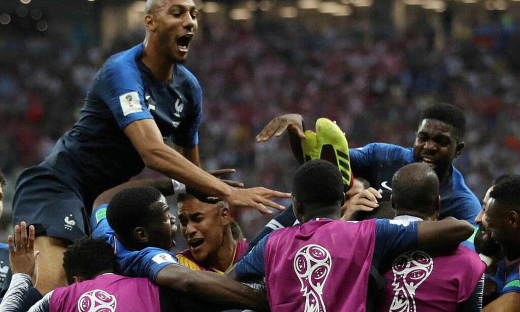 image: VM-gull til Frankrike - raser etter skandale