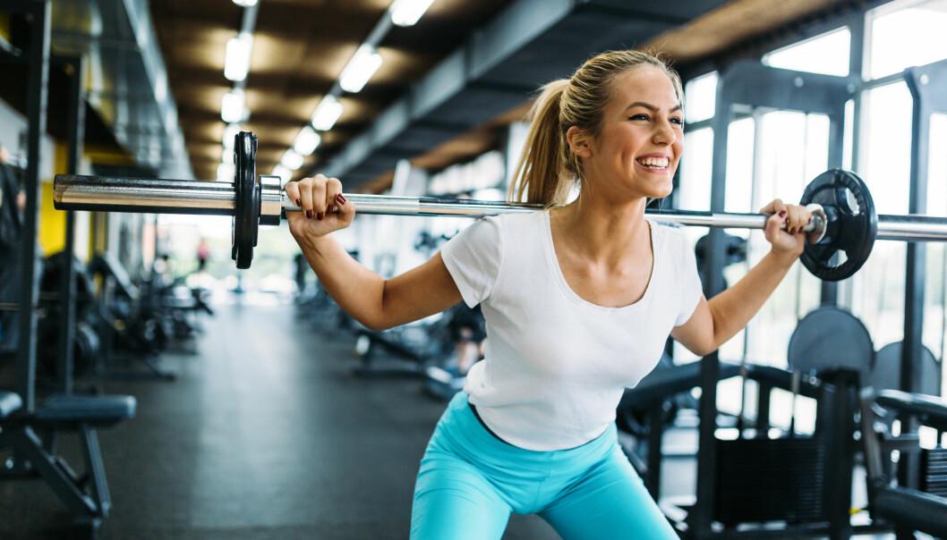 DEAD BUTT SYNDROME: Sitter du mye i hverdagen bør du gjøre en liten innsats for å aktivere rumpemusklene. Men det MÅ ikke bare være knebøy. FOTO: NTB Scanpix