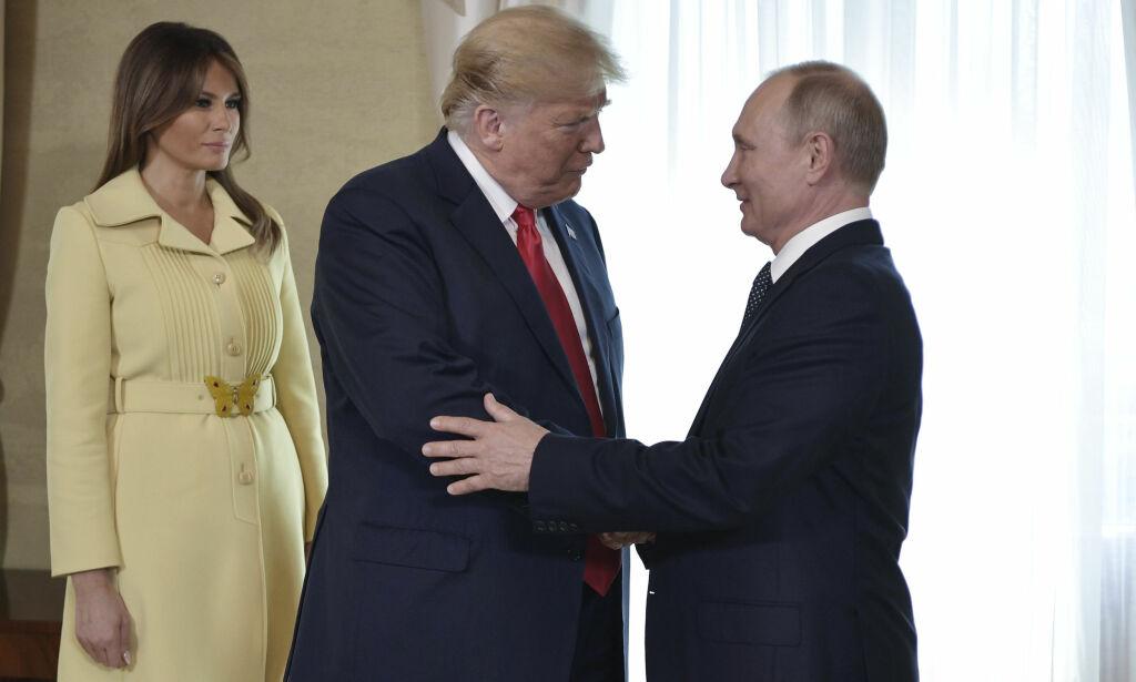 image: Slaktet forholdet til Russland. - Endret seg for fire timer siden