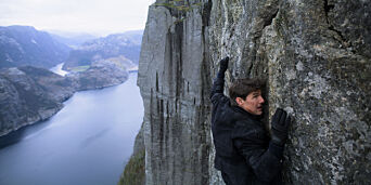 image: Tom Cruise-film flytter Preikestolen til India