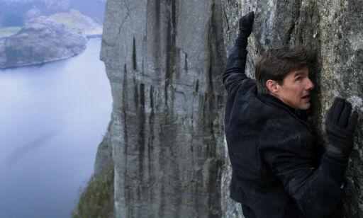 image: Tom Cruise-film flytter Preikestolen til India