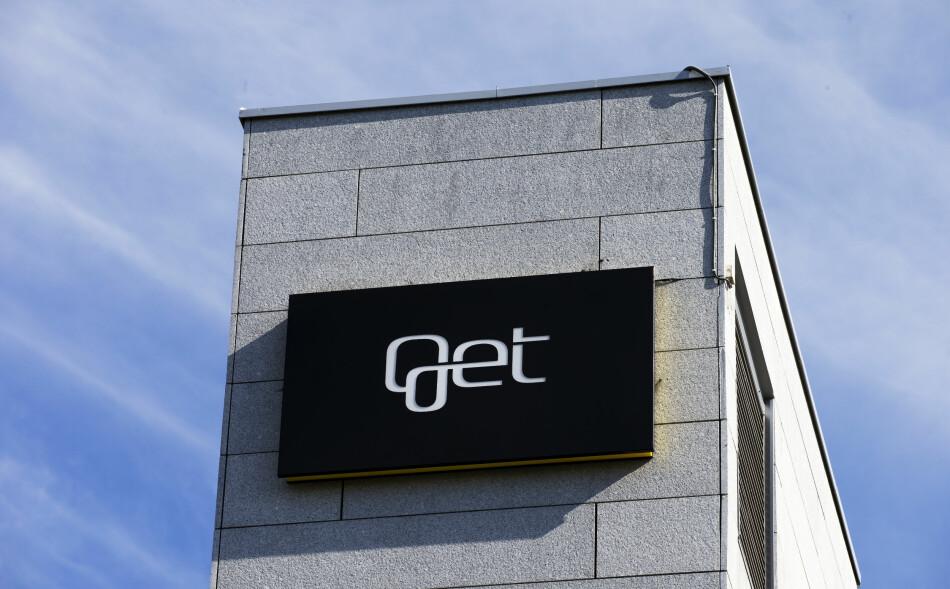 KJØPER GET: Telia kjøper Get TDC Norge og blir Norges nest største selskap innen TV, bredbånd og mobil. Foto: Cornelius Poppe / NTB scanpix