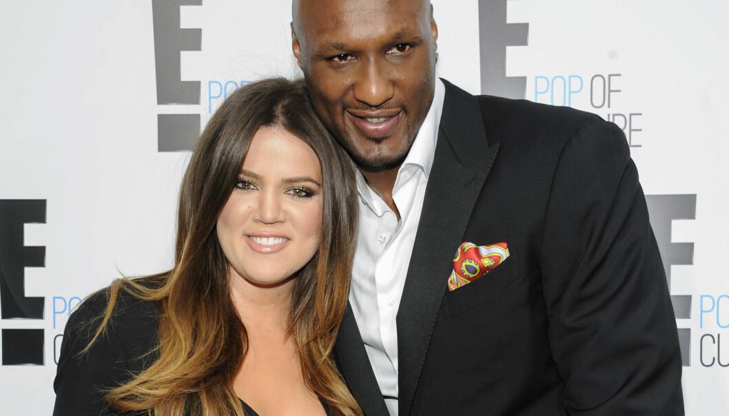 <strong>SKILT:</strong> I 2016 var skilsmissen mellom Khloé Kardashian og Lamar Odom et faktum, og Khloé tilpasser seg nå sin nye rolle som mamma til lille True, som hun har sammen med kjæresten Tristan Thompson. Foto: NTB Scanpix
