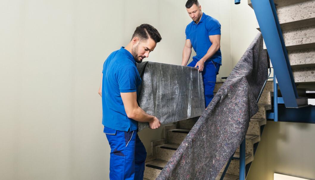 <strong>TRYGT:</strong> Å sette bort jobben med å rydde ut av dødsboet bør være en trygg affære, da er det lurt å velge et seriøst firma. Foto: Shutterstock