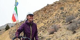 image: Det er ikke så rart at hun var redd, alene som kvinne på veien i Iran