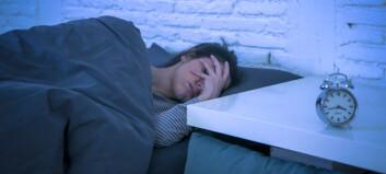 Slik sikrer du den gode søvnen