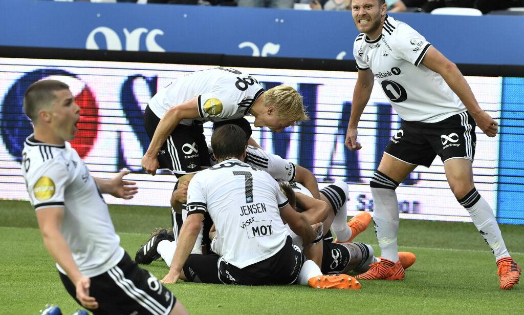 image: Situasjonen som holdt på å ødelegge for Rosenborg:- Jeg ble ganske forbanna