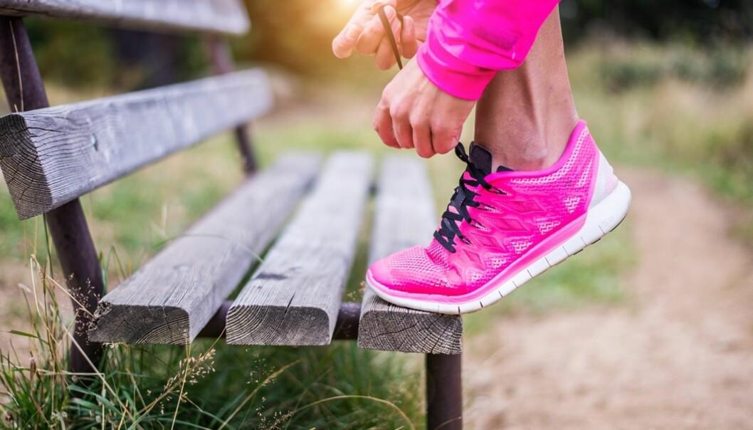 BEVEG DEG: Finn aktiviteter du liker. FOTO: Shutterstock