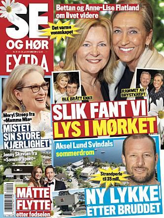I SALG NÅ: Ukens utgave av Se og Hør Extra.