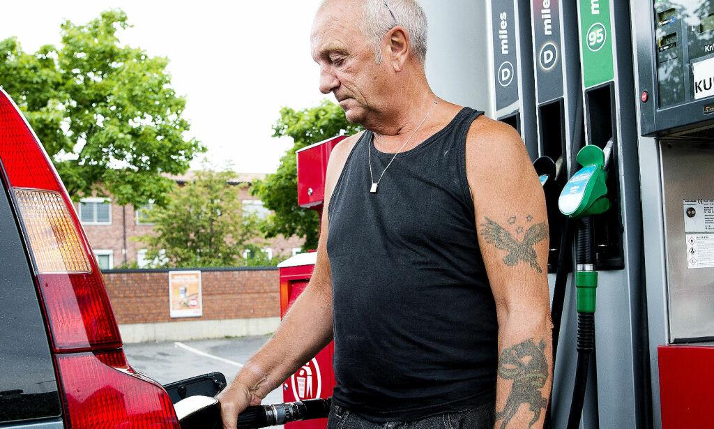 image: Så mye er vi villige til å betale for diesel og bensin før vi får nok