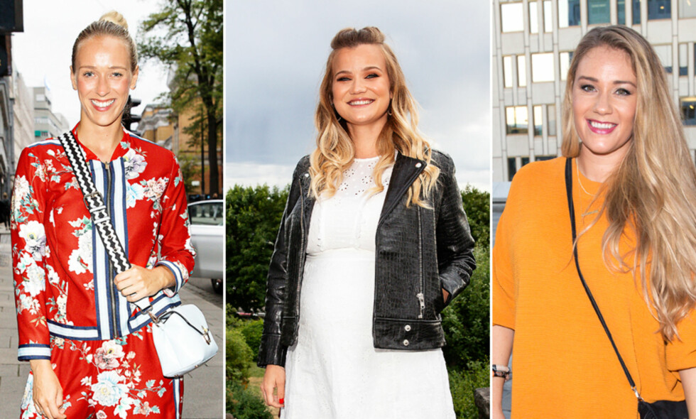 SOMMERFERIE: De norske kjendisene nyter sommerdagene, og deler private bilder med følgerne sine i sosiale medier. Foto: NTB Scanpix