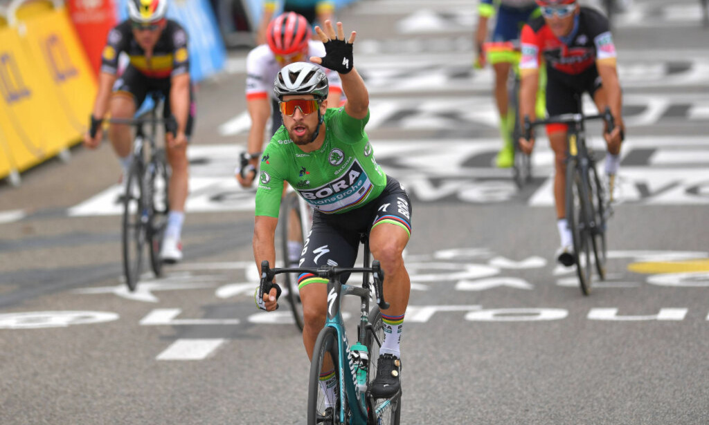 NY SEIER: Peter Sagan fortsetter å dominere i Tour de France. FOTO: Tim de Waele/Getty Images