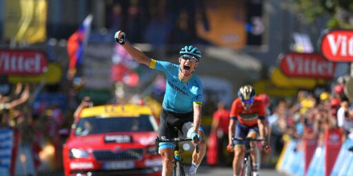 image: Cort tok første danske etappeseier på ni år