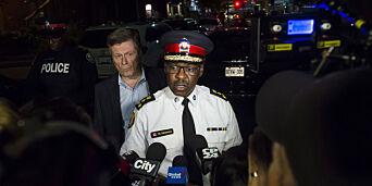 image: Politiet offentliggjør navnet på mistenkt gjerningsmann i Toronto