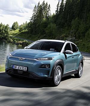 20.000 nordmenn har satt seg på liste: Her er testen av Hyundai Kona