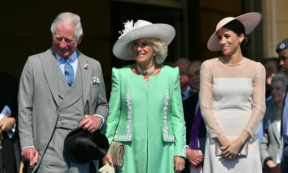 KALLENAVN: Ifølge britiske Express har prins Charles kommet opp med et kallenavn til svigerdatteren Meghan. Foto: NTB Scanpix