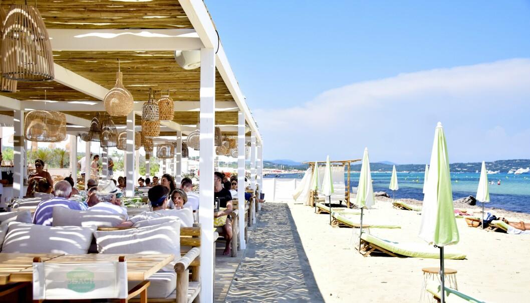 SAINT-TROPEZ GUIDE: Saint-Tropez er fortsatt en magnet på kjendiser som jakter kombinasjonen sol, sommer og stil. Foto: NTBScanpix og Mari Bareksten