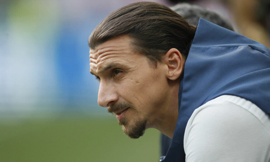 FOTBALLSTJERNE: Zlatan Ibrahimović håper han slipper unna rampelyset når fotballkarrieren tar slutt. Foto: NTB Scanpix