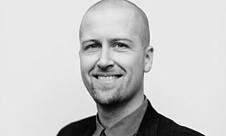UENIG: Kommunikasjonsrådgiver i Altibox, Lars Rasdal. Foto: Pressefoto