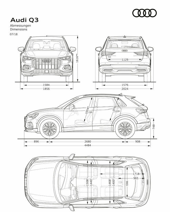 image: Audi med konkurrent til BMW X1 og Volvo XC40