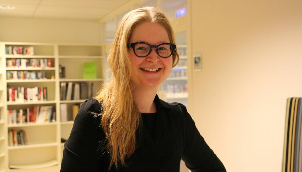 <strong>EKSPERT:</strong> Trine Hvammen Nicholson i Patentstyret mener at EU-domstolen kommer med utfyllende retningslinjer på området.