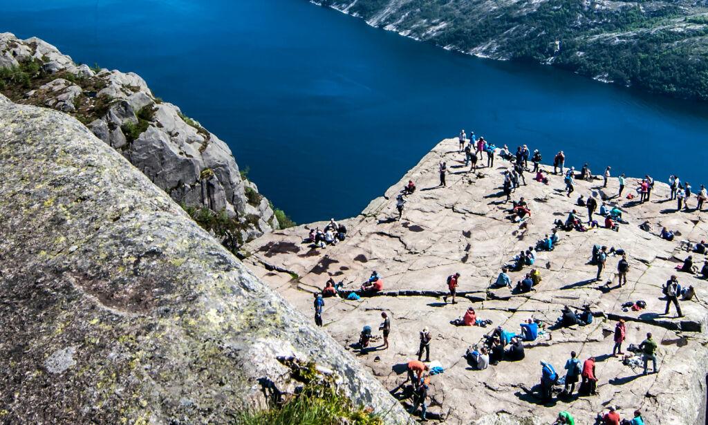 image: Turistplagene som herjer Norge