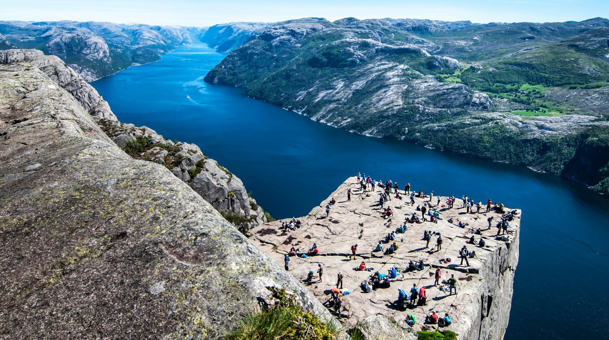 Turistplagene som herjer Norge