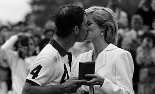 1986: Charles og Diana Foto: NTB Scanpix