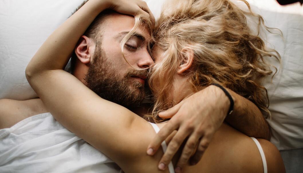 STORE INDUVIDUELLE FORSKJELLER: - Et gjennomsnittlig par har sex 1-2 ganger i uken, noen sjeldnere og andre oftere, sier eksperten. FOTO: NTB Scanpix