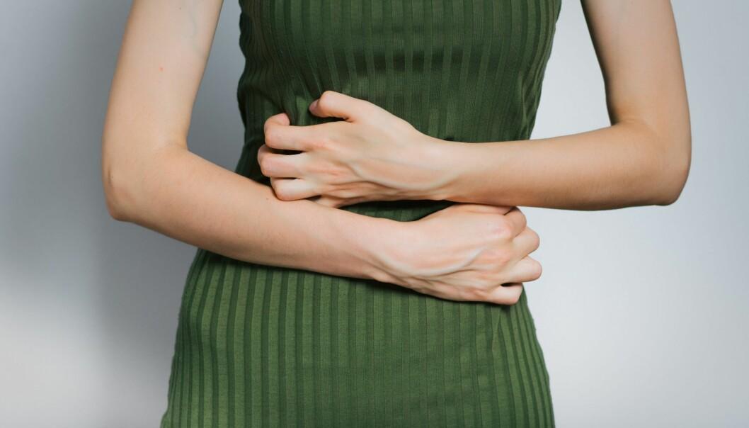 UPASSENDE TID: Det er typisk at du får luft i magen når det minst passer seg. Som når du har tatt på den trangeste kjolen i skapet. Foto: Scanpix.