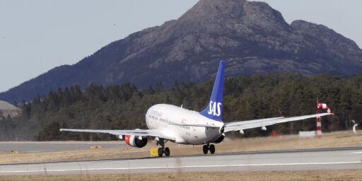 image: Forsinkelser for SAS-passasjerer