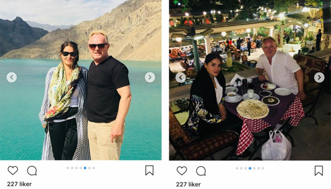 Per, den persiske flyktningen og presteregimet