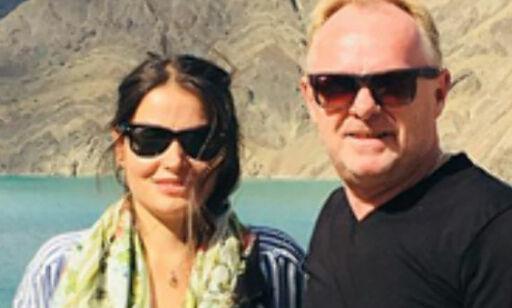 image: Per Sandbergs forhold til og ferie med Miss Iran 2013 er pikant. Det er også en potensiell sikkerhetsrisiko