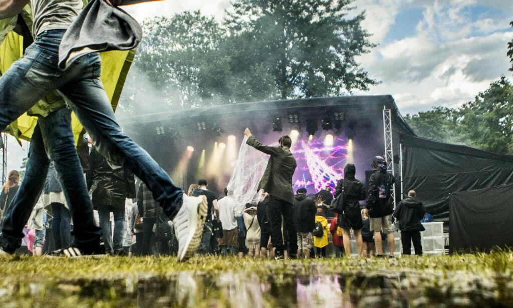 image: Slottsfjells gjeldskrise: Ville selge festivalen, men ingen ville kjøpe