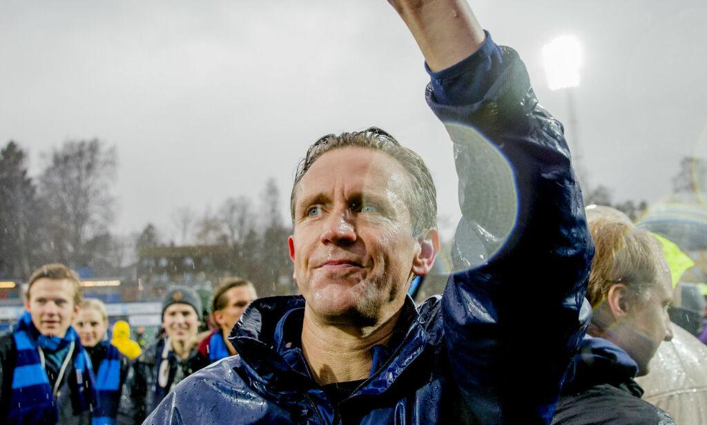 image: Belsvik fra fotball til daglig leder i Larvik Håndballklubb