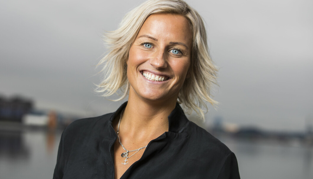 BLE 38 ÅR: Vibeke Skofterud omkom i en vannscooterulykke ved øya St. Helena i Arendal natt til søndag 29. juli 2018. FOTO: Håkon Mosvold Larsen / NTB scanpix