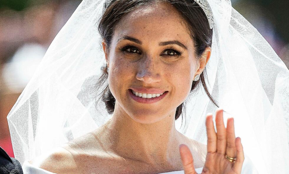 FYLLER ÅR: I dag, 4. august, fyller hertuginne Meghan 37 år. Det er en spesiell dag for mange. Foto: NTB Scanpix