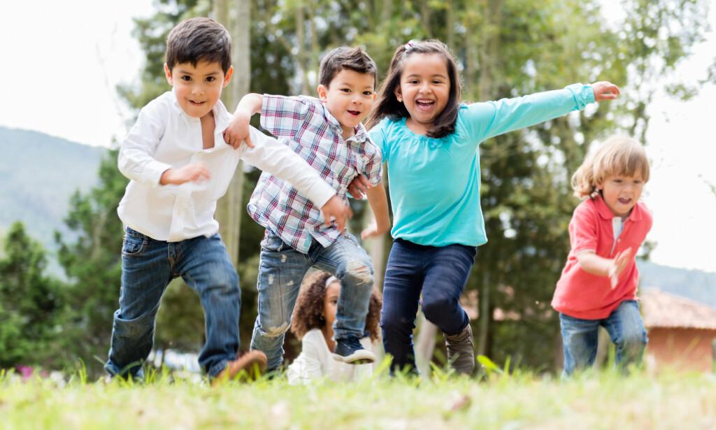 RESILIENS: Hvorfor er det slik at noen barn klarer seg bedre enn andre, selv om de blir utsatt for samme type risiko? ILLUSTRASJONSFOTO: NTB Scanpix T
