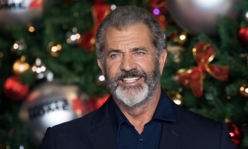 NY FILM: Mel Gibson er blant flere store hollywood-stjerner som skal spille i ny Wirkola-film. Foto: NTB Scanpix