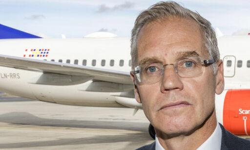 image: SAS-sjefen om problemene og kundenes raseri: - Dypt fortvilet