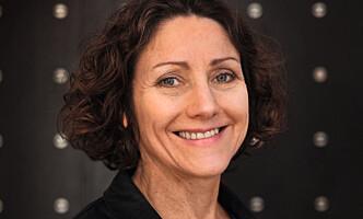 Redaktør i Apértif, Aase E. Jacobsen. Foto: Julie H. Amundsen