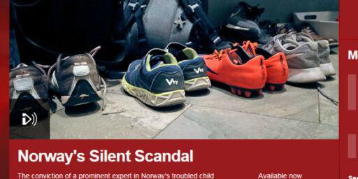 image: Slik får tv-verden se barnevernet: «Norges skjulte skandale»