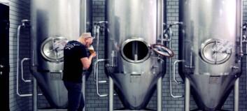 Katastrofeår for norsk øl