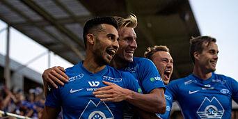 image: Reagerte på Molde-mål: - Det er litt respektløst